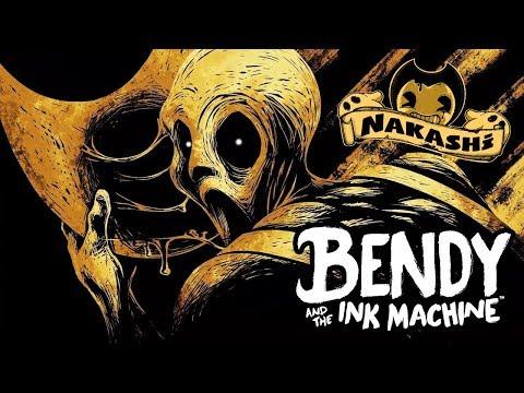Největší Jumpscare ! - Bendy and the Ink Machine - Chapter 5 - Část 2.