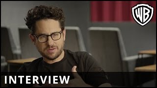 Westworld - J. J. Abrams Interview - Warner Bros. UK