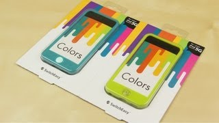 Switcheasy Colors IPod Touch 5G Case Review
