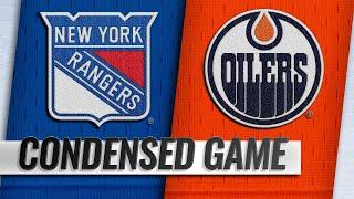 03/11/19 Condensed Game: Rangers @ Oilers