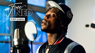 """Flipp Dinero Performs """"Leave Me Alone  If I Tell You"""" Medley Live With Piano 