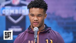 Kyler Murray to Cardinals headlines Mel Kiper's NFL Mock Draft 3.0 | Get Up!