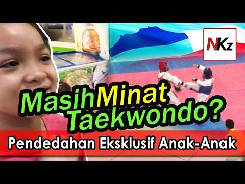Masihkah Minat Sukan Taekwondo? Anak-Anak Ada Jawapannya!