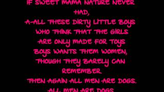 Christina Aguilera- I Hate Boys, Lyrics