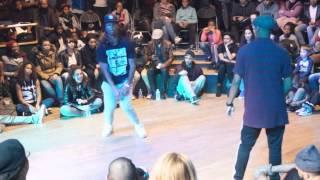 preview picture of video 'Jimmy vs Kanon - 1/4 de final HipHop - Battle de Bondy 2014'