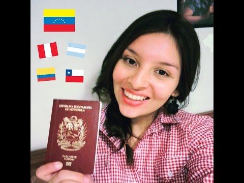 Cómo emigrar por tierra de Venezuela a Perú