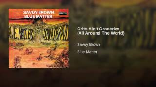 Grits Ain't Groceries (All Around The World)