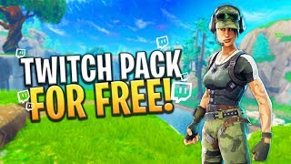 *NEW* HOW TO GET FREE TWITCH PRIME SKINS & ITEMS! - Fortnite: Battle Royale