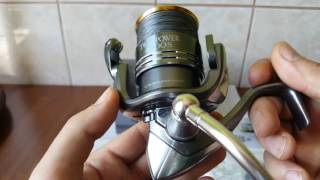 Shimano twin power 08 2500