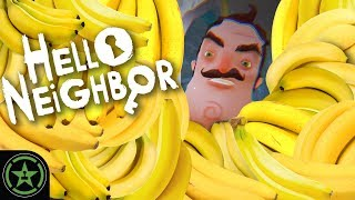 Chuck Your Bananas! - Hello Neighbor - Let's Watch