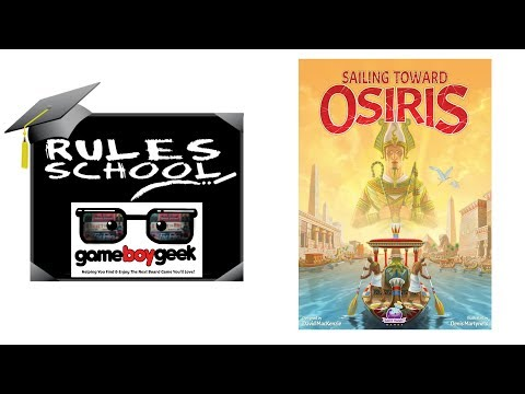 Learn How to Play Sailing Toward Osiris with the Game Boy Geek