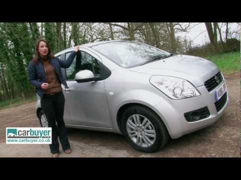 Suzuki Splash Hatchback Car Review