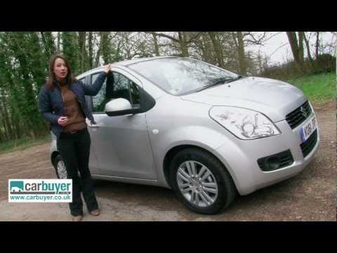 Suzuki Splash hatchback review - CarBuyer
