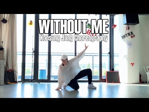 Without Me Halsey Koosung Jung Choreography Jayn Dance Practice
