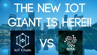 IoT Chain (ITC)   Is It Better Than IOTA??? (ICO Review)