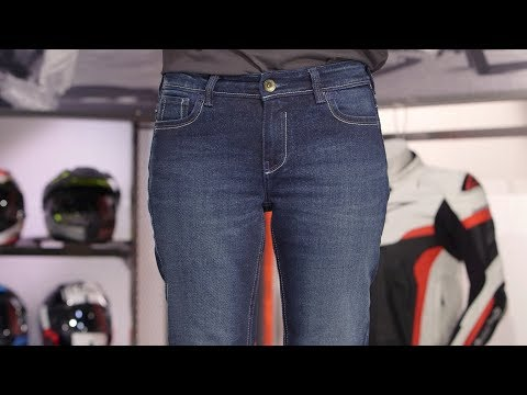 Rokker Women's Rokkertech Jeans Review at RevZilla.com