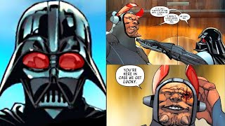 The Inquisitor that Betrayed Darth Vader(Canon) - Star Wars Comics Explained