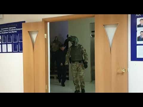 Задержан глава Чурапчинского улуса Андрей Ноговицын