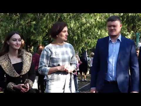 Гардиан Стекло подарила детскую площадку ГЦВР Досуг