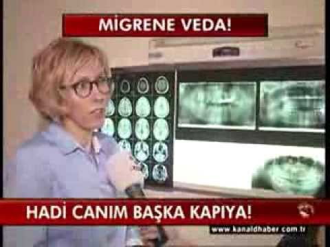 Küme baş ağrısı video