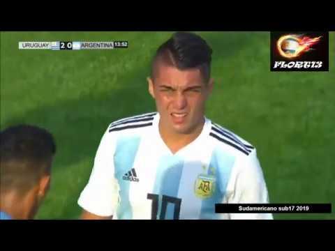 Matias Palacios - Sudamericano sub 17  2019