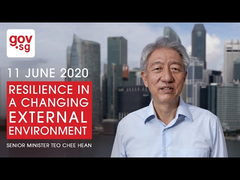 , title : 'Senior Minister Teo Chee Hean: Resilience in a Changing External Environment (English)'
