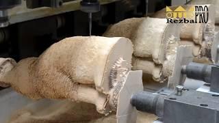 Скульптура кошки