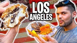 I EAT EVERYTHING I WANT IN LOS ANGELES