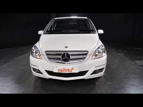 Mercedes-Benz B 180 BE Business, Tila-auto, Manuaali, Bensiini, OYS-603