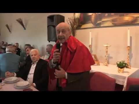 IL PLURISECOLARE PASTO DEL GIOVEDI' SANTO DI CESIO