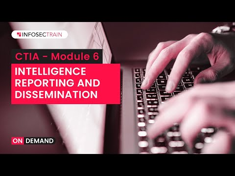Overview of threat Intelligence Reports   Types of Cyber threat ...