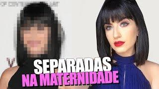 Gambar cover ENCONTREI MINHA IRMÃ GÊMEA! 😱