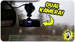 Dashcam Test 2019 (Dual Kamera!) Vantrue N2 pro