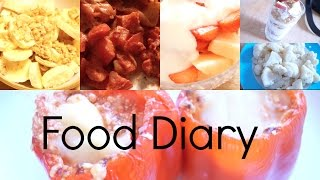 Fooddiary | 3 Tage mein Essen
