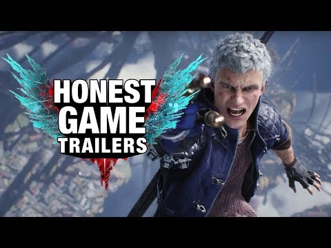 Honest Game Trailers | Devil May Cry 5