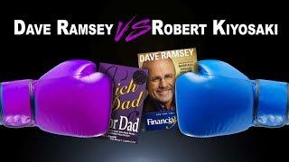 Dave Ramsey vs Robert Kiyosaki! The EPIC battle of Financial Heavyweights