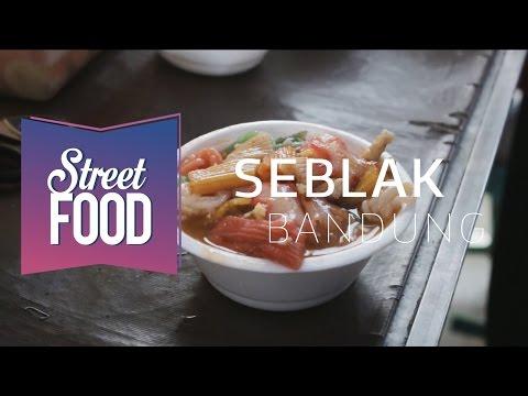 Video Seblak Oces - STREET FOOD BANDUNG