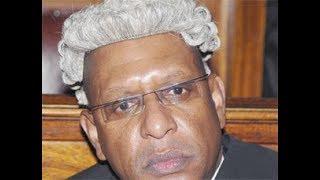 BREAKING: President Uhuru accepts the resignation of Keriako Tobiko as DPP