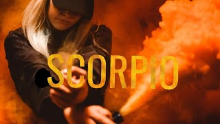 SCORPIO BRACE YOURSELF HERE COMES THE BIG ONE - APRIL 22 - 28