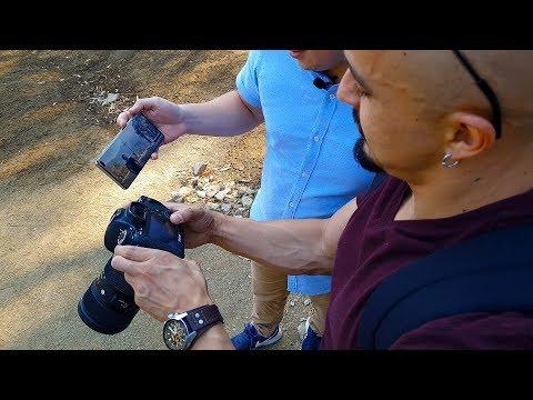 Reto: Samsung Lover vs. Camarógrafo profesional