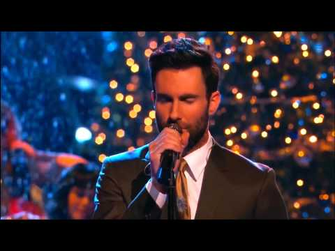 Adam Levine Singing Have Yourself A Merry Little Christmas! Mp3