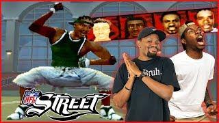 EPIC NFL Street 19 All-Star Game! - NFL Street 19 Gameplay