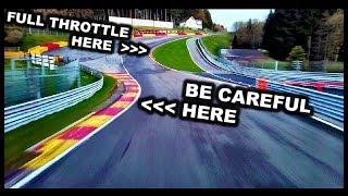 Racing Games - TOP 9 Most Dangerous Corners