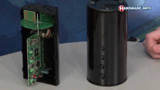 D-Link DIR-645 router met smartbeam review - Hardware.Info TV (Dutch)