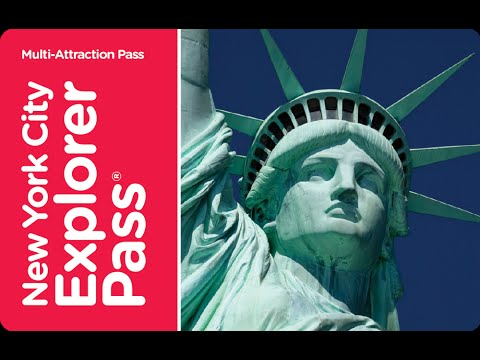 New York City® Explorer Pass - Things to Do in NYC on Vacation