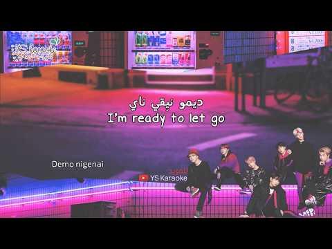 BTS - Let Go [نطق/موسيقى فقط/كاريوكي]