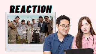"""FANGIRL HIZY REACTION """"CÓ HẸN VỚI THANH XUÂN"""" - MONSTAR"""