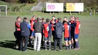 preview picture of video 'Domácí vítězná rozlučka se sezonou v podání hráčů FC TVD Slavičín'