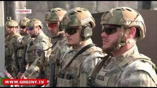 Рамзан Кадыров и Рустам Минниханов побывали на открытии стрелковых галерей