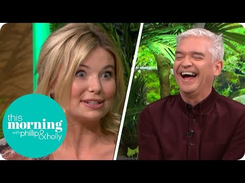 I'm a Celeb Exclusive: Caitlyn Jenner's Next Trial | This Morning